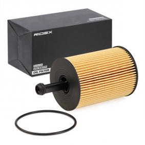 RIDEX Filtereinsatz Ø: 70,5mm, Höhe: 140,5mm, Höhe 1: 95,2mm Ölfilter 7O0002 kaufen
