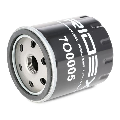 7O0005 Olejový filtr RIDEX - Levné značkové produkty