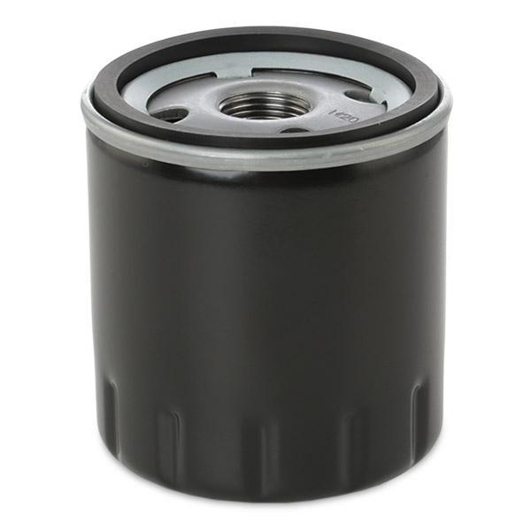 7O0005 Eļļas filtrs RIDEX - Pieredze par atlaižu cenām