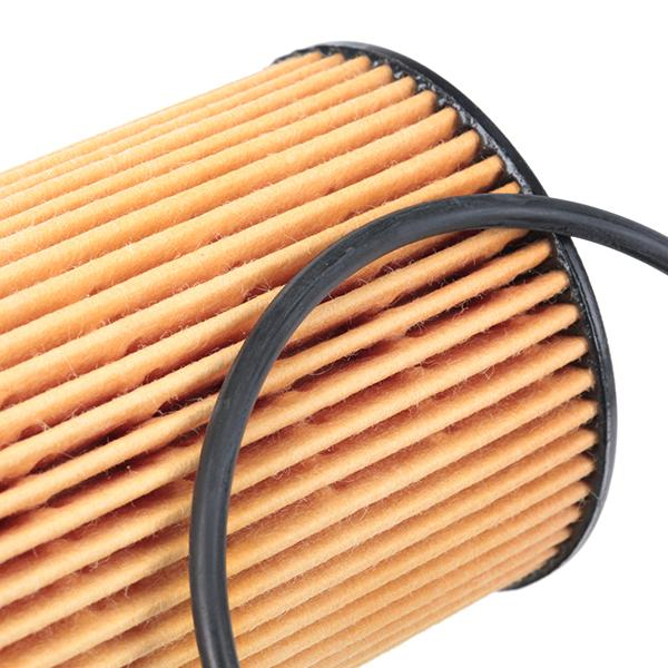 7O0007 Eļļas filtrs RIDEX - Pieredze par atlaižu cenām