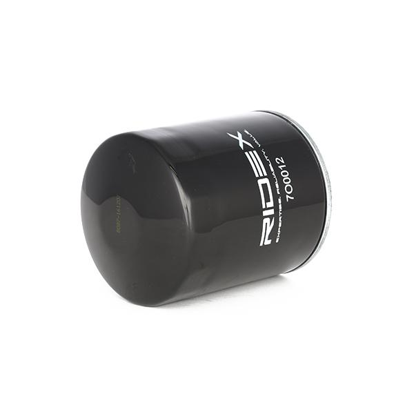 7O0012 Engine oil filter RIDEX - Cheap brand products