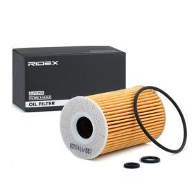 Achat de 7O0009 RIDEX Diamètre intérieur: 26mm, Diamètre intérieur 2: 28mm, Ø: 63mm, Hauteur: 100mm Filtre à huile 7O0009 pas chères