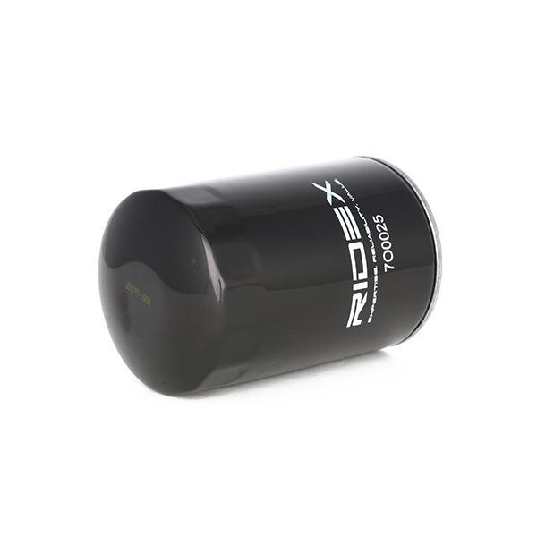 7O0025 Motorölfilter RIDEX 7O0025 - Große Auswahl - stark reduziert