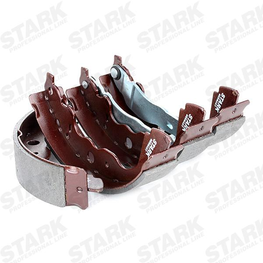 SKBS-0450214 Trommelbremsbacken STARK - Markenprodukte billig