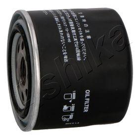 1007705 Filtro hidráulico, caixa de velocidades automática ASHIKA 10-07-705 Enorme selecção - fortemente reduzidos