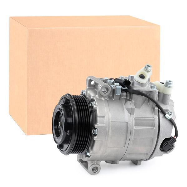 RIDEX   Klimakompressor 447K0114