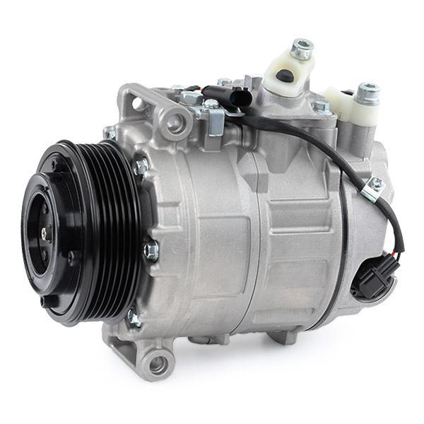 447K0114 Kompressor, Klimaanlage RIDEX 447K0114 - Große Auswahl - stark reduziert