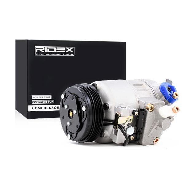 Kompressor Klimaanlage RIDEX 447K0044