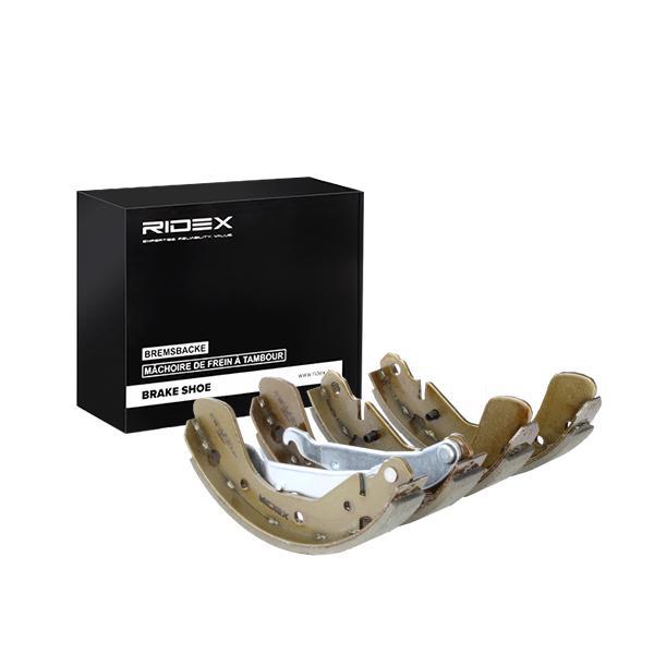 RIDEX | Bremsbackensatz 70B0004