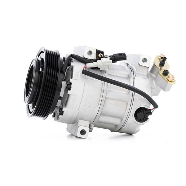 447K0077 Kompressor, Klimaanlage RIDEX 447K0077 - Große Auswahl - stark reduziert