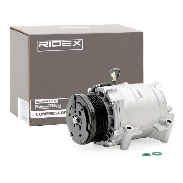 RIDEX | Klimakompressor 447K0078