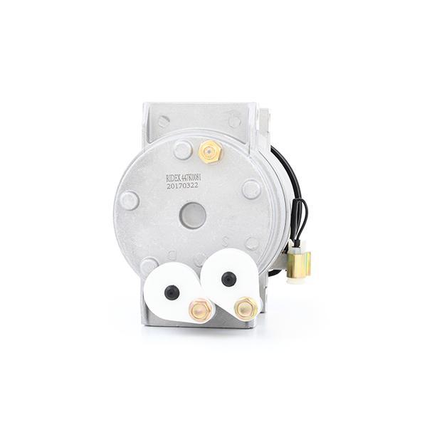 447K0081 Kompressor, Klimaanlage RIDEX 447K0081 - Große Auswahl - stark reduziert