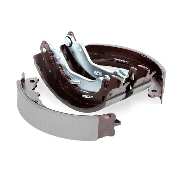 70B0014 Bremsbacken RIDEX 70B0014 - Große Auswahl - stark reduziert