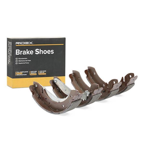 RIDEX | Bremsbackensatz 70B0008