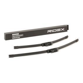 298W0036 RIDEX vorne, Rahmenlos, 600/ 480mm, 24/ 19Zoll Styling: mit Spoiler Wischblatt 298W0036 günstig kaufen