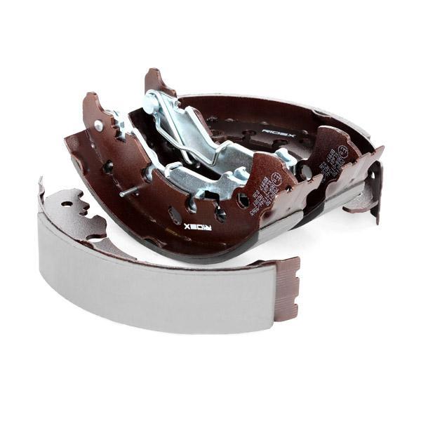 70B0150 Bremsbacken RIDEX 70B0150 - Große Auswahl - stark reduziert