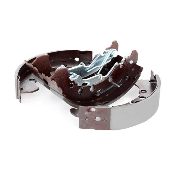 70B0150 Trommelbremsbacken RIDEX - Markenprodukte billig