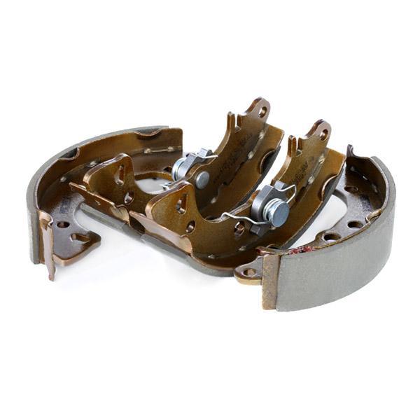 70B0043 Trommelbremsbacken RIDEX - Markenprodukte billig
