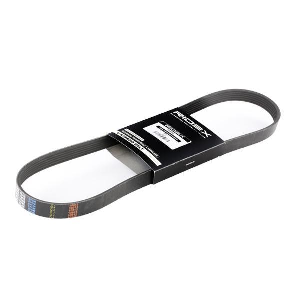 RIDEX: Original Rippenriemen 305P0054 (Rippenanzahl: 6, Länge: 1045,0mm)