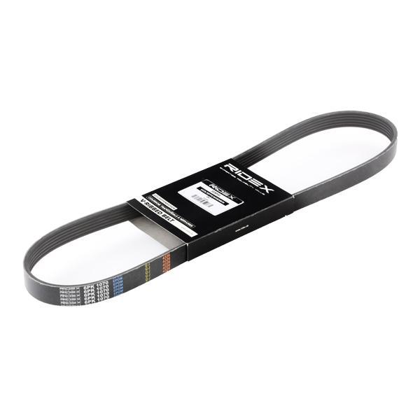 RIDEX: Original Rippenriemen 305P0056 (Rippenanzahl: 6, Länge: 1070mm)