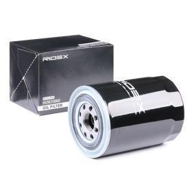 7O0103 RIDEX Anschraubfilter Innendurchmesser 2: 62,0mm, Höhe: 141,0mm Ölfilter 7O0103 günstig kaufen
