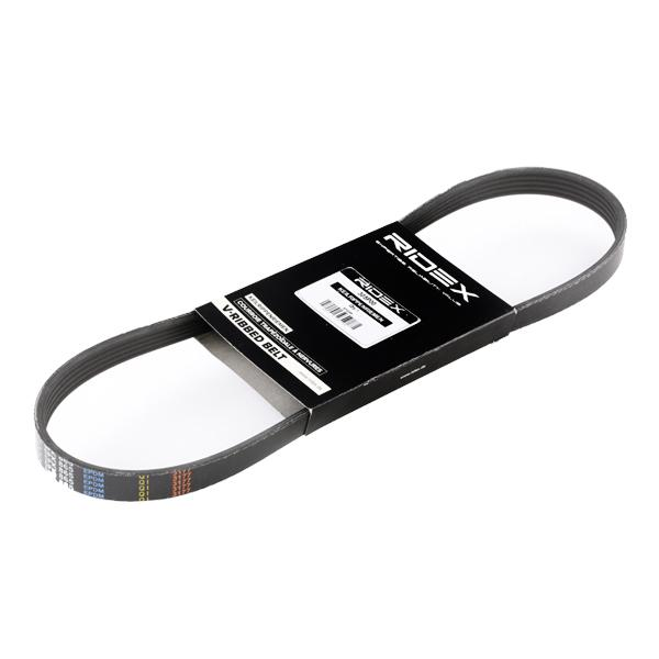 RIDEX: Original Rippenriemen 305P0026 (Rippenanzahl: 5, Länge: 865mm)