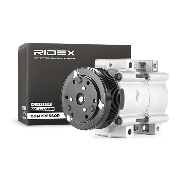 447K0154 RIDEX Klimakompressor Bewertung