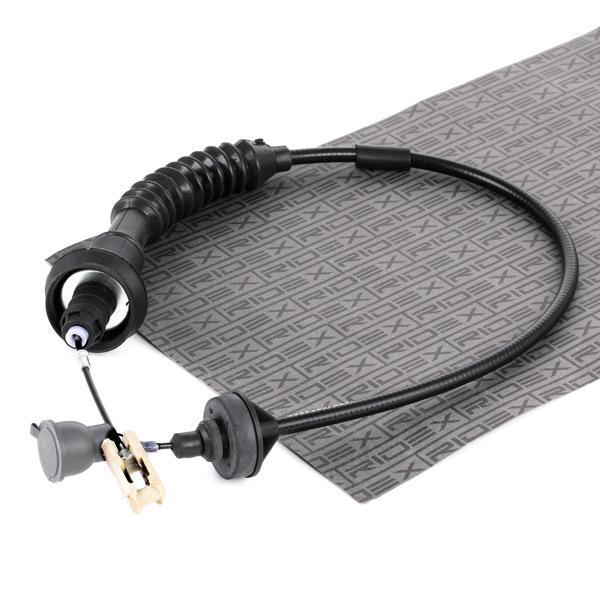 478S0049 Kupplungsseil RIDEX 478S0049 - Große Auswahl - stark reduziert
