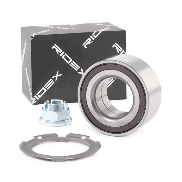 Hjullagerssats RIDEX 654W0299 Recensioner