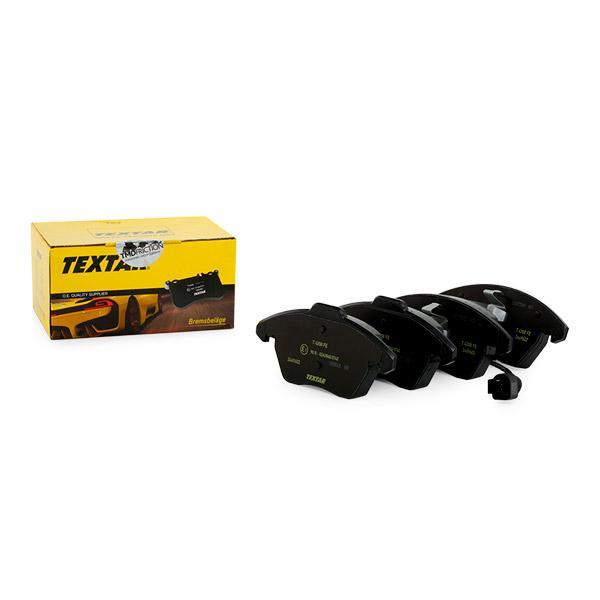 2469602 TEXTAR Bremsbelagsatz, Scheibenbremse Bewertung