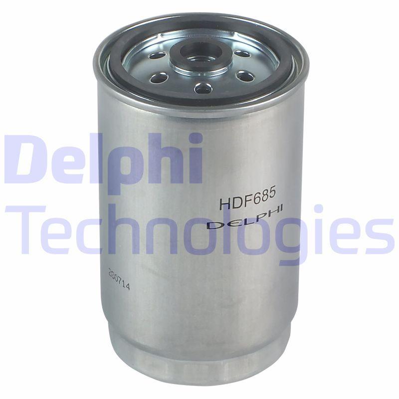 CHRYSLER Filtre à carburant d'Origine HDF685