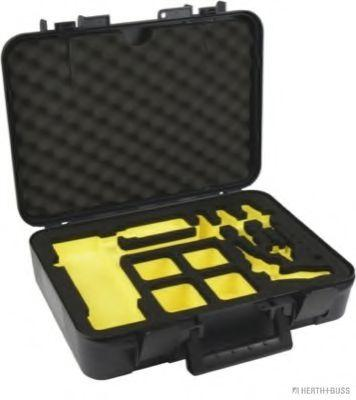 Køb AirGuard HERTH+BUSS ELPARTS Breite: 313mm, Höhe: 446mm Værktøjskuffert 95990001010 billige