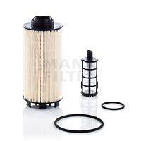 PU 8010-2 x MANN-FILTER Kraftstofffilter für MERCEDES-BENZ ECONIC 2 jetzt kaufen