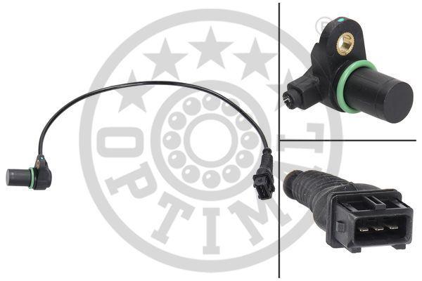 08-S004 OPTIMAL aktiver Sensor Pol-Anzahl: 3-polig, Kabellänge: 500mm Sensor, Nockenwellenposition 08-S004 günstig kaufen