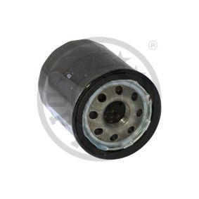 FO-00164 OPTIMAL mit einem Rücklaufsperrventil Innendurchmesser: 63mm, Innendurchmesser 2: 55mm, Ø: 69mm, Höhe: 85mm Ölfilter FO-00164 günstig kaufen