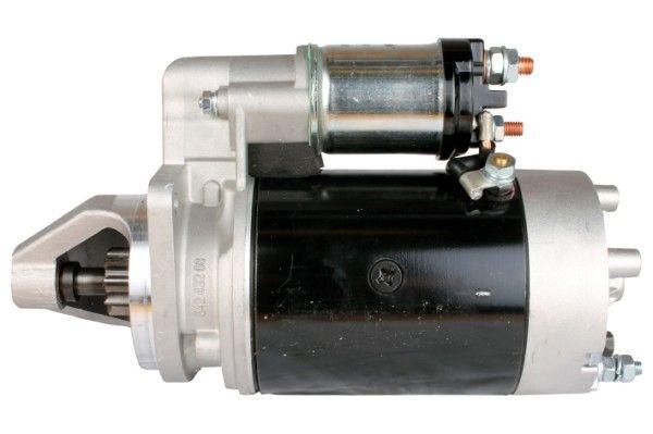 HELLA Motorino d'avviamento per MERCEDES-BENZ – numero articolo: 8EA 012 586-121