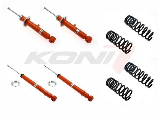 LEXUS RX Fahrwerkssatz, Federn / Dämpfer - Original KONI 1120-4351