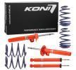 Original Fahrwerkssatz, Federn / Dämpfer 1120-4851 Nissan