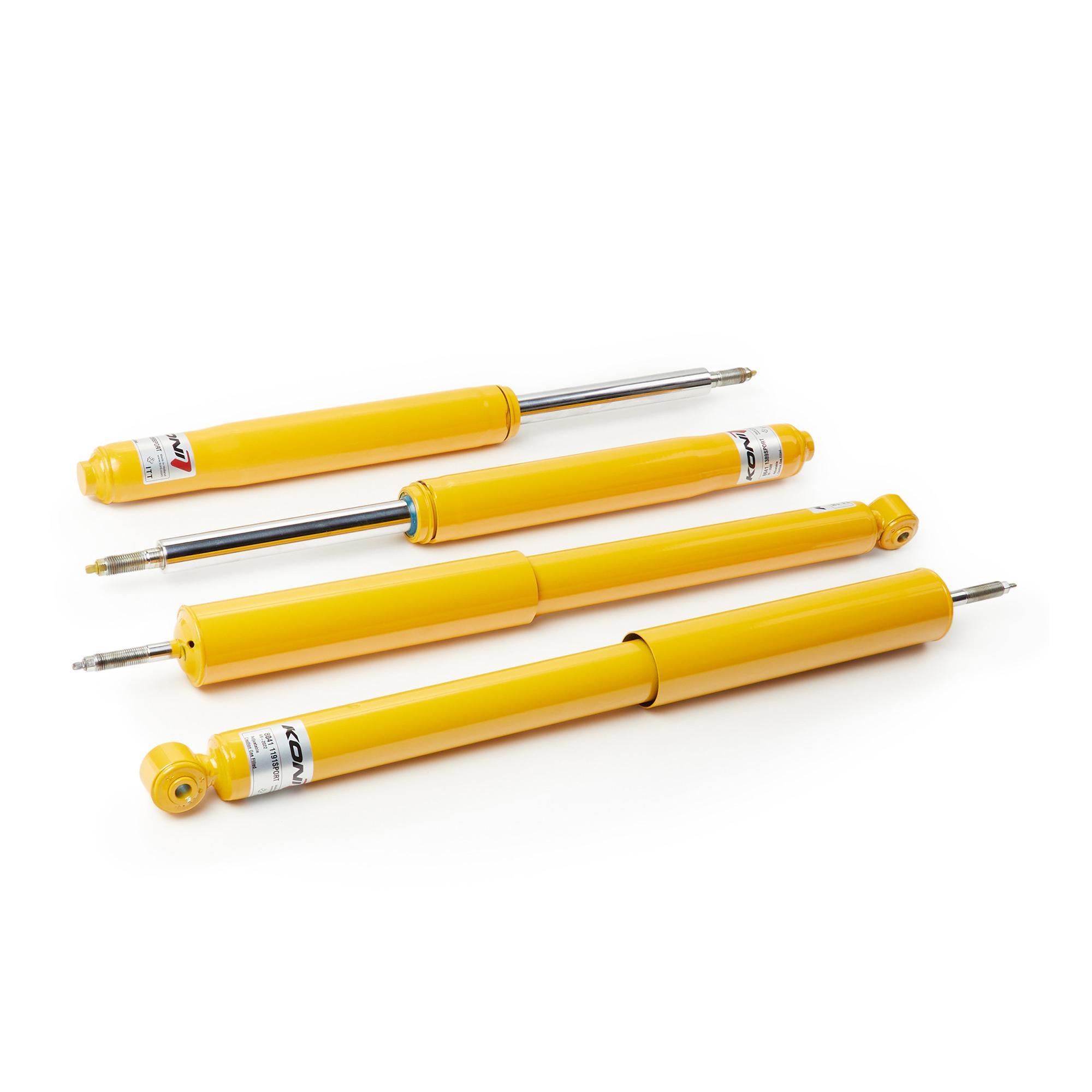 Original KIA Fahrwerkssatz, Federn / Dämpfer 1140-4951