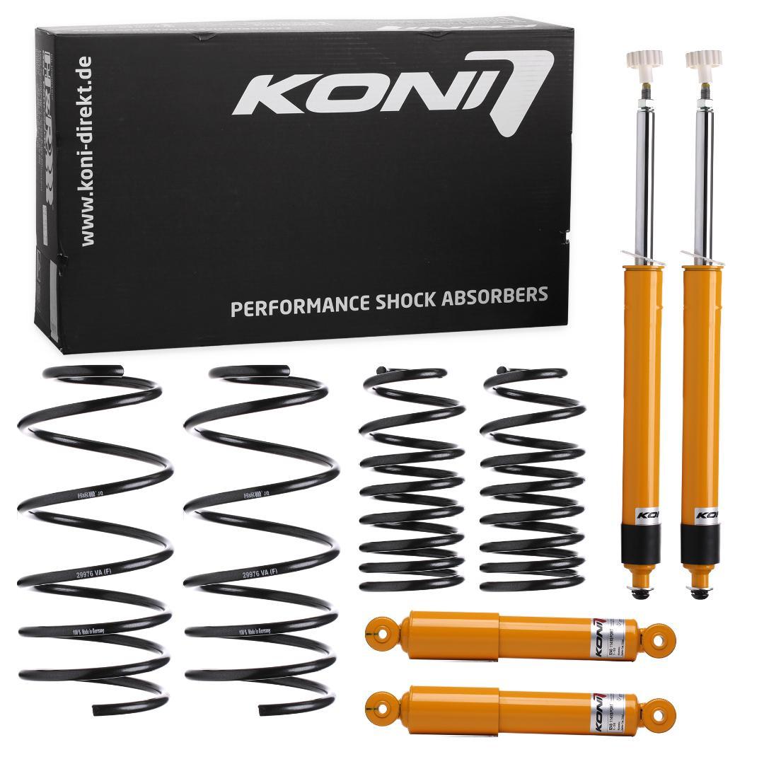Stoßdämpfer Komplettsatz mit Federn KONI 1140-9761 Bewertungen