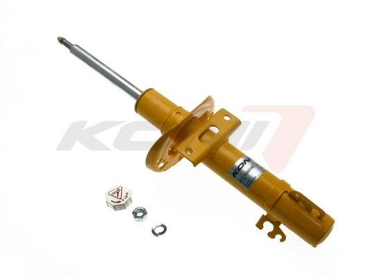 Köp KONI 8741-1548SPORT - Fjädring / dämpning till Volkswagen: framaxel, Gastryck, inbyggd inställbar/justerbar, Tvårörs, fjäderben, övre stift