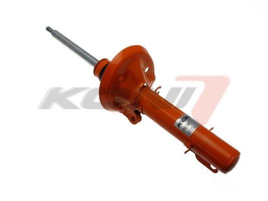Купете 8750-1062 KONI предна ос, маслен, двутръбен, Телескопичен амортисьор, скоба отдолу Амортисьор 8750-1062 евтино