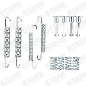 set accesorii, saboti frana parcare STARK SKPBS-1650015 cumpărați și înlocuiți