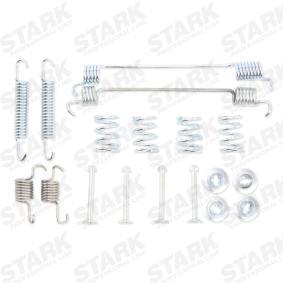 Set accesorii, sabot de frana STARK SKAKB-1580003 cumpărați și înlocuiți