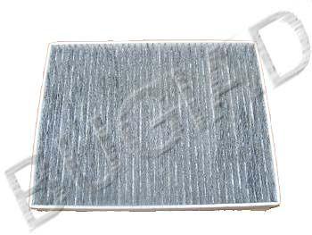 BSP20654 BUGIAD Aktivkohlefilter Breite: 218mm, Höhe: 30mm, Länge: 278mm Filter, Innenraumluft BSP20654 günstig kaufen