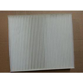 BSP20665 BUGIAD Pollenfilter Breite: 216mm, Höhe: 32mm, Länge: 252mm Filter, Innenraumluft BSP20665 günstig kaufen
