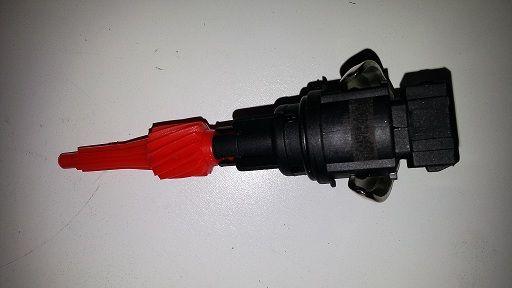 Original AUDI Geschwindigkeitssensor BSP20743