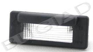 Luce della targa BSP21618 BUGIAD — Solo ricambi nuovi