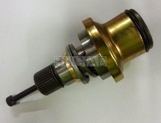 Original MERCEDES-BENZ Antriebswelle BSP22919