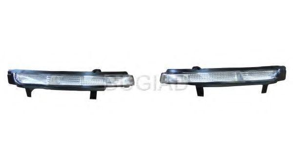 Luce laterale BSP23843 BUGIAD — Solo ricambi nuovi